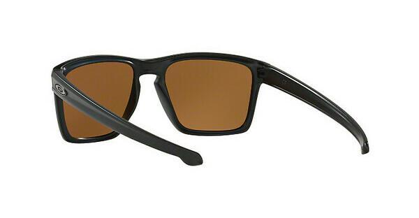 Oakley Herren Sonnenbrille »SLIVER XL OO9341«, schwarz, 934107 - schwarz/ gelb