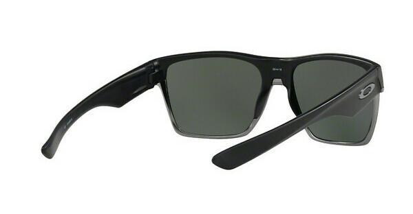 Oakley Herren Sonnenbrille »Twoface Xl OO9350«, schwarz, 935010 - schwarz/schwarz