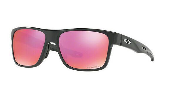 Oakley Herren Sonnenbrille »CROSSRANGE OO9361«, grau, 936103 - grau/rosa
