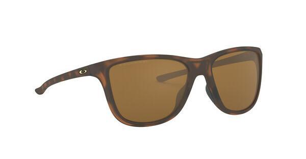 Oakley Damen Sonnenbrille »REVERIE OO9362«, braun, 936205 - braun/braun