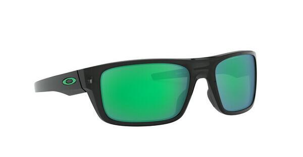 Oakley Herren Sonnenbrille »DROP POINT OO9367«, schwarz, 936704 - schwarz/grün