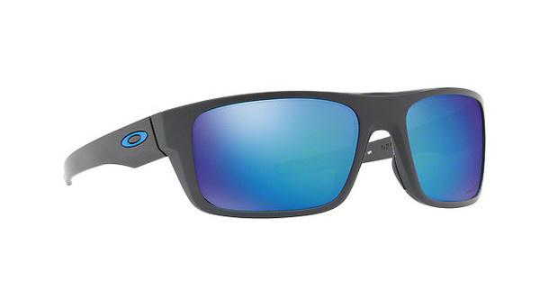 Oakley Herren Sonnenbrille »DROP POINT OO9367«, grau, 936706 - grau/blau