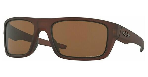 Oakley Herren Sonnenbrille Drop Point 936707, Braun (Matte Rootbeer/Prizmtungstenpolarized), 60
