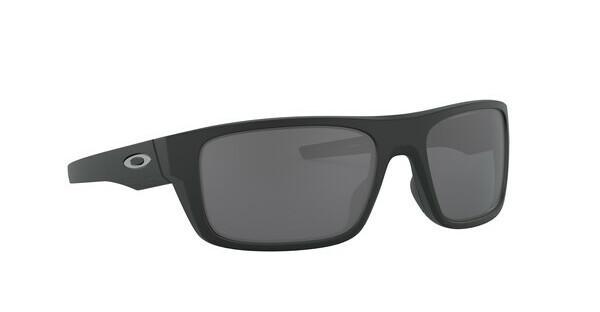 Oakley Herren Sonnenbrille »DROP POINT OO9367«, schwarz, 936708 - schwarz/schwarz