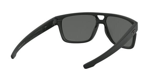 Oakley Herren Sonnenbrille »CROSSRANGE PATCH OO9382«, schwarz, 938206 - schwarz/schwarz