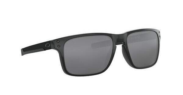 Oakley Herren Sonnenbrille »HOLBROOK MIX OO9384«, schwarz, 938406 - schwarz/schwarz