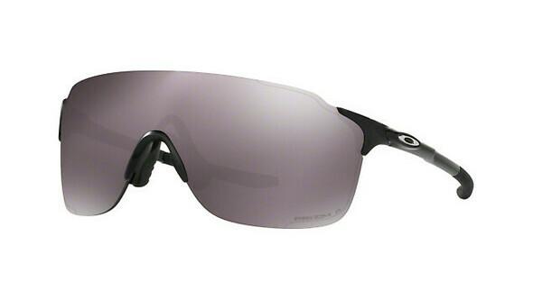 Oakley Herren Sonnenbrille »EVZERO STRIDE OO9386«, schwarz, 938606 - schwarz/grau