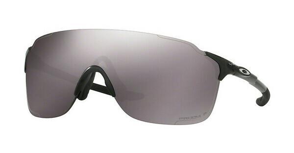 Oakley Herren Sonnenbrille »EVZERO STRIDE OO9386«, schwarz, 938608 - schwarz/schwarz
