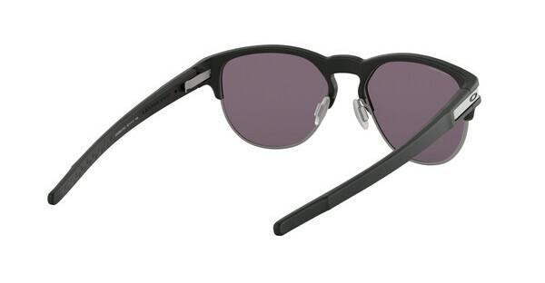 Oakley Herren Sonnenbrille »LATCH KEY OO9394«, schwarz, 939401 - schwarz/grau
