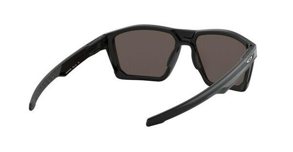 Oakley Herren Sonnenbrille »TARGETLINE OO9397«, schwarz, 939708 - schwarz/schwarz