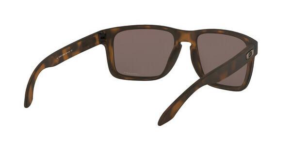 Oakley Herren Sonnenbrille »HOLBROOK XL OO9417«, schwarz, 941705 - schwarz/schwarz