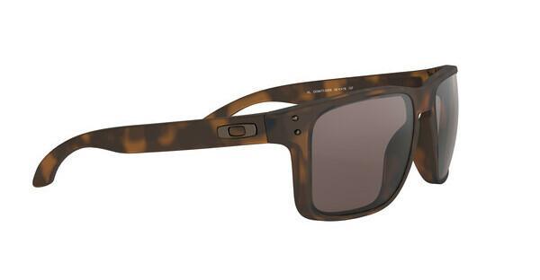 Oakley Herren Sonnenbrille »HOLBROOK XL OO9417«, braun, 941706 - braun/braun
