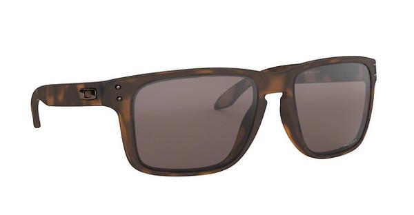 Oakley Herren Sonnenbrille »HOLBROOK XL OO9417«, braun, 941702 - braun/schwarz