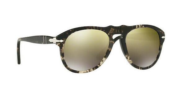 PERSOL Persol Herren Sonnenbrille » PO0649«, grau, 1063O3 - grau/gold