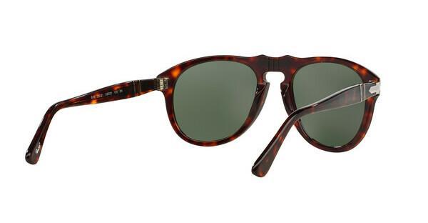 PERSOL Persol Herren Sonnenbrille » PO3192S«, braun, 24/31 - braun/grün