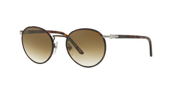 Persol Suprema Sonnenbrille Mattes Dunkelbraun 992/51 51mm 47GtCWG