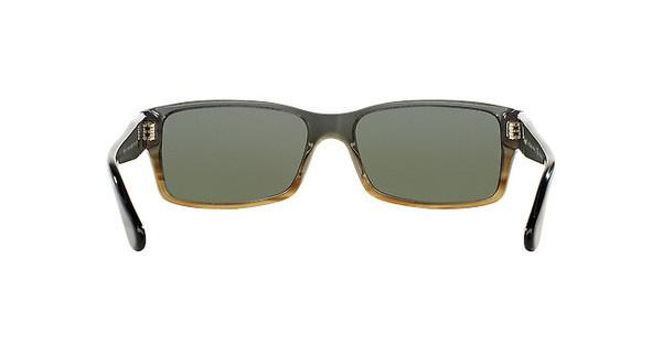 PERSOL Persol Herren Sonnenbrille » PO2803S«, grau, 101258 - grau/grün