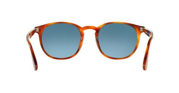 Persol PO3157S Sonnenbrille Braun Beige und Tortoise 105671 52mm JjfEjGmB