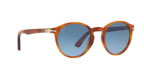 PERSOL Persol Herren Sonnenbrille » PO3171S«, braun, 96/Q8 - braun/blau
