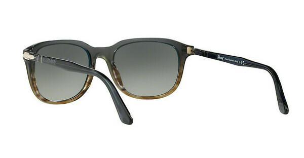 PERSOL Persol Herren Sonnenbrille » PO3191S«, grau, 101271 - grau/grau
