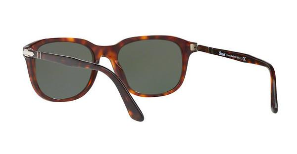 PERSOL Persol Herren Sonnenbrille » PO3191S«, braun, 24/31 - braun/grün