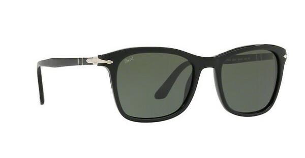 PERSOL Persol Herren Sonnenbrille » PO3192S«, schwarz, 95/31 - schwarz/grün