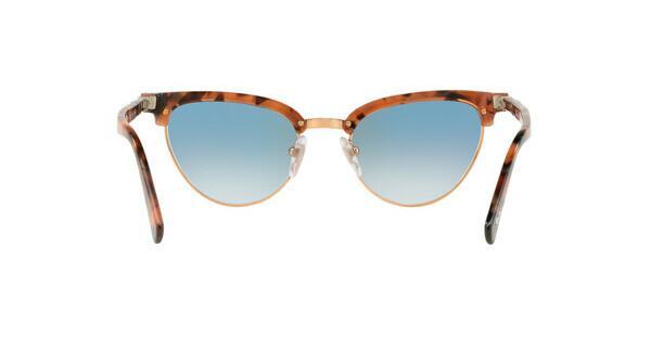 PERSOL Persol Damen Sonnenbrille » PO3198S«, rosa, 10693F - rosa/blau