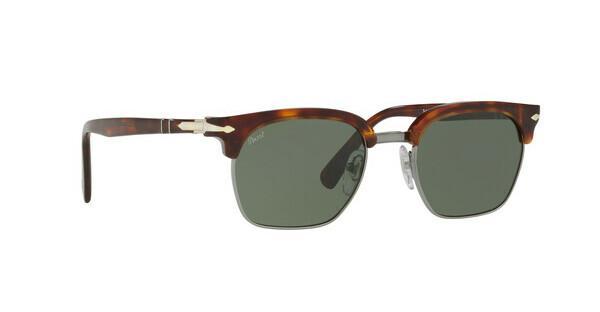 PERSOL Persol Sonnenbrille » PO3199S«, braun, 107333 - braun/braun