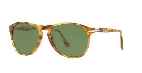 PERSOL Persol Herren Sonnenbrille » PO6649S«, gelb, 10614E - gelb/grün