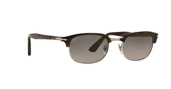 PERSOL Persol Herren Sonnenbrille » PO8139S«, braun, 1045M3 - braun/grau