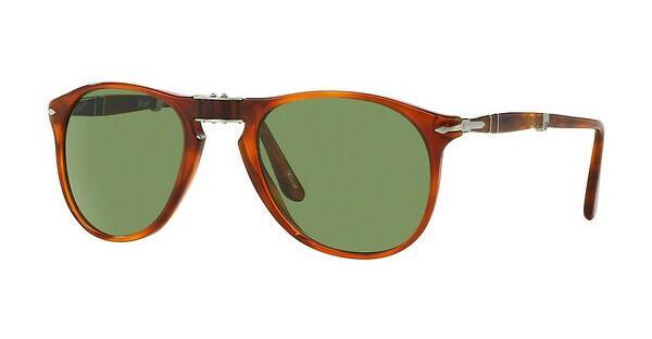 PERSOL Persol Herren Sonnenbrille » PO9714S«, braun, 96/4E - braun/grün