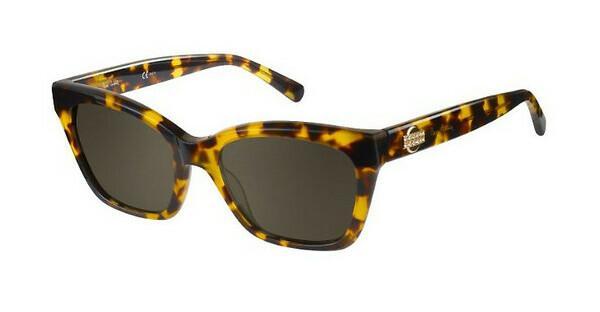 Pierre Cardin Damen Sonnenbrille » P.C. 8463/S«, braun, 086/70 - braun