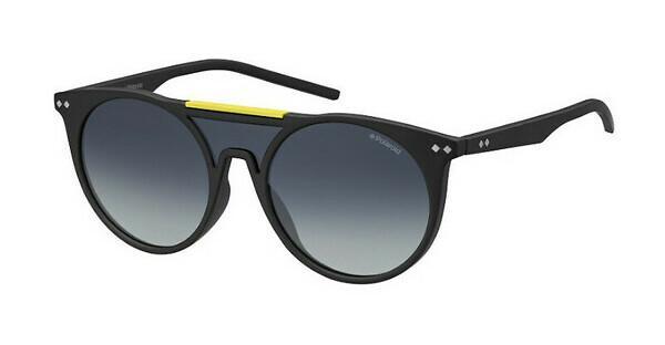 Polaroid Sonnenbrille » PLD 6022/S«, schwarz, DL5/WJ - schwarz/grau