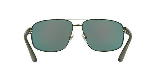Polo Herren Sonnenbrille » PH3112«, grün, 90056Q - grün/ gelb