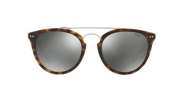 Polo Sonnenbrille » PH4121«, braun, 50036G - braun/silber