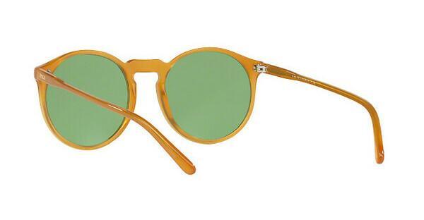 Polo Damen Sonnenbrille » PH4129«, orange, 527571 - orange/grün