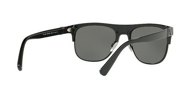 Polo Herren Sonnenbrille » PH4132«, schwarz, 50016G - schwarz/silber