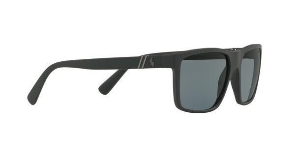 Polo Herren Sonnenbrille » PH4133«, schwarz, 528481 - schwarz/grau