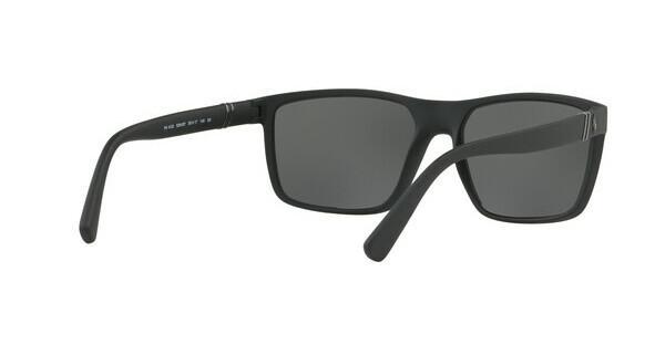 Polo Herren Sonnenbrille » PH4133«, schwarz, 528487 - schwarz/grau