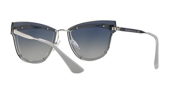 PRADA Prada Damen Sonnenbrille » PR 12US«, grau, KI53A0 - grau/silber