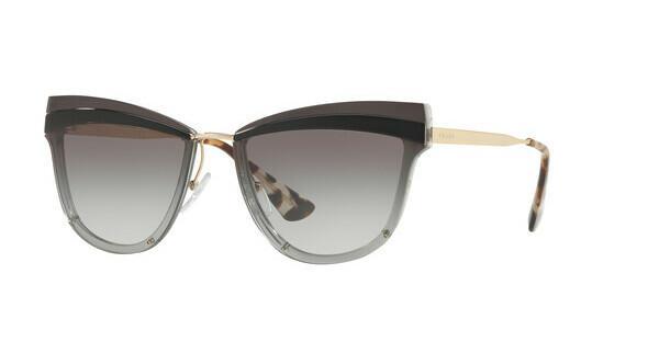 PRADA Prada Damen Sonnenbrille » PR 10US«, blau, I8A5S0 - blau/grau