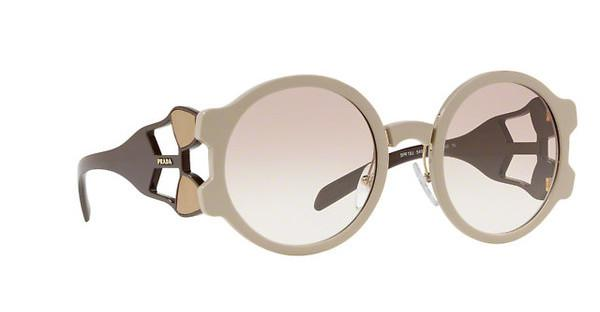PRADA Prada Damen Sonnenbrille » PR 13US«, weiß, LJ71L0