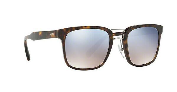PRADA Prada Herren Sonnenbrille » PR 14TS«, braun, 2AU5R0 - braun/silber