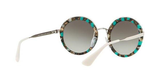 PRADA Prada Damen Sonnenbrille » PR 50TS«, grün, KJJ5O0 - grün/silber
