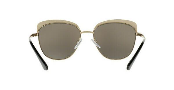 PRADA Prada Damen Sonnenbrille » PR 51TS«, grau, VAQ1C0 - grau/gold