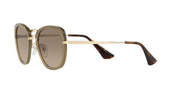 PRADA Prada Damen Sonnenbrille » PR 58US«, braun, 31D3D0 - braun/ grau