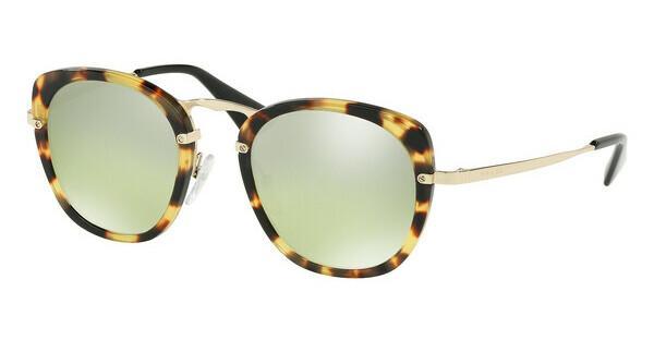 PRADA Prada Damen Sonnenbrille » PR 58US«, braun, 7S0212 - braun/silber