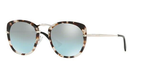 PRADA Prada Damen Sonnenbrille » PR 58US«, braun, UAO096 - braun/schwarz