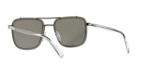 PRADA Prada Herren Sonnenbrille » PR 59US«, grau, 5AV197 - grau/silber