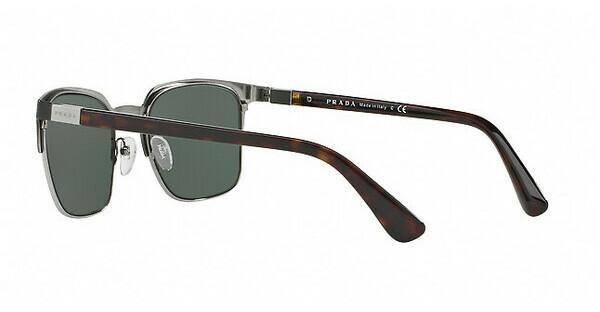 PRADA Prada Herren Sonnenbrille » PR 59US«, schwarz, 1AB5S0 - schwarz/grau